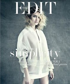 Looking forward to this. Net-A-Porter Set To Launch A Real Magazine To Compete With Vogue