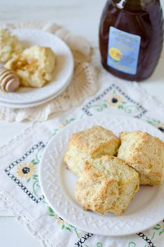 Buttery Buttermilk Biscuits 2 by Pennies on a Platter,