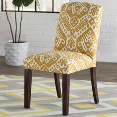 Hancock Arched Dining Side Chair