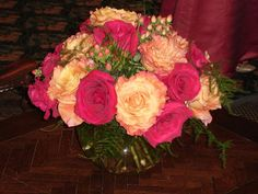 Connells Maple Lee flowers and gifts Wedding Reception Flowers, Wedding Prep, Nautical Theme, Centerpieces, Rose, Plants, Pink, Gifts, Decorations