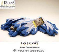 Latex Dipped Gloves From Superior Gloves Faisalababad Pakistan-Work Gloves Manufacturer Pakistan-Industrial Working Gloves Exporter-Safety Gloves From Faizan Safety Faisalabad Pakistan