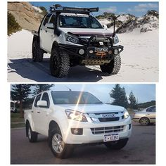 ☞ Send in your 📷 pics or 📹 vids to Superior Engineering! Use our hashtags & to be featured. 📷 credit to: Isuzu D Max, Survival Tent, Survival Fishing, Custom Trucks, Custom Cars, My Dream Car, Dream Cars, Toy Hauler Trailers, Ute Trays