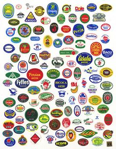 298 Best Plu Fruit Labels Images In 2019 Banana Sticker Banana