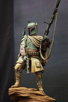 Star Wars Mythos Boba Fett, via Flickr.