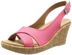 Crocs Womens Women's A-Leigh Linen Cork Wrap Wedge Sandal,Coral/Gold,8 M US crocs http://smile.amazon.com/dp/B00DU9QW5U/ref=cm_sw_r_pi_dp_0ndcxb04T29AQ