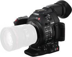 Rent the Canon EOS C100 Mark II w/ Dual Pixel CMOS AF  at LensRentals.com