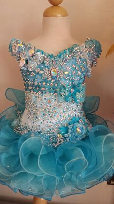 For Sale Mega Glitz pageant dress Email if interested: or visit website www. Pageant Dresses For Women, Toddler Pageant Dresses, Baby Pageant, Beauty Pageant Dresses, Pagent Dresses, Little Girl Pageant Dresses, Pageant Wear, Pageant Girls, Flower Girl Dresses