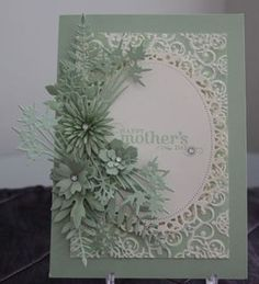Mother's Day Card by sassysaschi - Cards and Paper Crafts at Splitcoaststampers