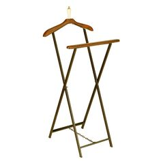 Riley Transitional Valet Stand Gray | Valet stand, Woods and ...