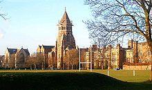 Rugby School Warwickshire.