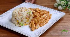 Výborné kuracie ragú s ryžou vám prinesie pôžitok z jedla aulahodí zmyslom. Jednoduchý recept ktorý zvládne každý. Na naše minútkové kuracie ragú máme aj video návod Macaroni And Cheese, Ethnic Recipes, Food, Red Peppers, Mac And Cheese, Essen, Meals, Yemek, Eten