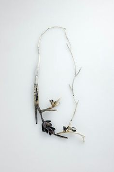 Sun Young Kim. jewellery designer at Collect Saachi Gallery 2014: