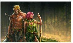 clash of clans art