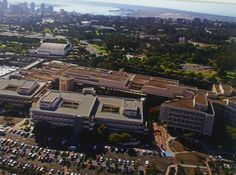 "US Naval Hospital San Diego - Formerly known as Balboa Naval Hospital, it's one of the military's finest and most up-to-date medical facilities on the West Coast, and dubbed ""The Starship of Naval Medicine."" It resides Downtown near beautiful Balboa Park..."