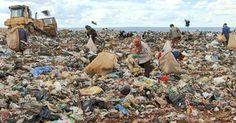 Mesmo com política de resíduos, 41,6% do lixo tem destino inadequado  http://w500.blogspot.com.br/
