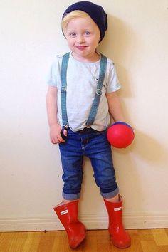 Trendy Tots: 10 Stylish Kids To Follow On Instagram