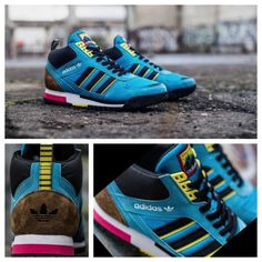 adidas Originals ZX TR Mid #sneakers #kicks