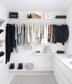 Major closet envy.