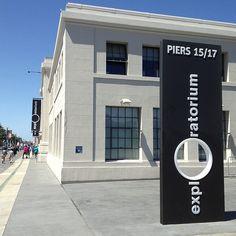Exploratorium in San Francisco, CA