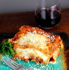 Lasagne for two italian recipes Sauce Recipes, Pasta Recipes, Cooking Recipes, Dinner Recipes, Dinner Ideas, Supper Ideas, Dinner Options, Cooking Games, Batch Cooking