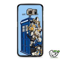 We Love Tardis Samsung Galaxy S7 Case
