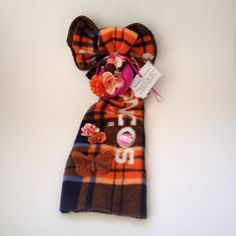 Watching Angel™ - 350- Denver Broncos - Breast Cancer Awareness by EveryThingPineCone on Etsy