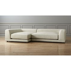Marvelous Uno 2 Piece Sectional Sofa
