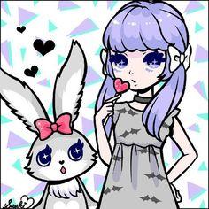 ★P∪ЯP∟E★  fairy kei,Harajuku,kawaii