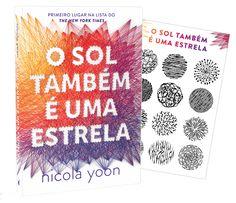 Pré-Venda | O sol também é uma estrela, de Nichola Yoon - Cantinho da Leitura