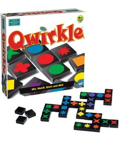 Buy Qwirkle at Argos.co.uk - Your Online Shop for Games and board games.