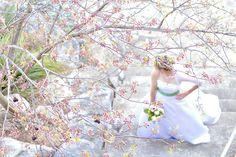 Spring Bridal Portrait Bridal Photography, Photography Women, Photography Ideas, Apple Orchard, Bridal Session, Bridal Portraits, Brides, Lens, Wedding Inspiration