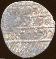 13c Medieval Silver Coin  Polish Judaica
