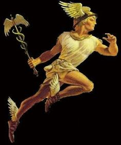 Hermes; Messanger of The Greek God, Greek God of speed