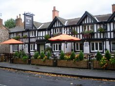 my old local back in the when I lived in Maple Avenue, Chorlton-cum-Hardy South Manchester, British Countryside, Salford, Great British, North West, Britain, To Go, England, Horses