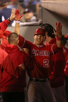 AL Rookie of the Year: Mike Trout, Los Angeles Angels