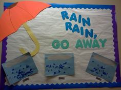 Weather bulletin board