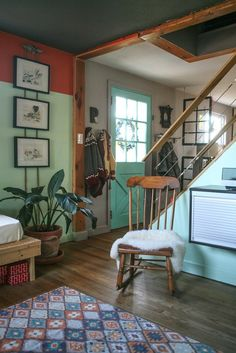 House Tour: Jill & Dan's Lighthearted Home | Apartment Therapy
