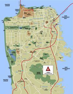 _San Francisco map