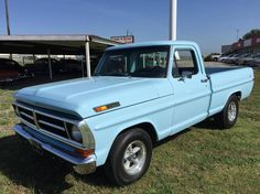 971 Ford F100