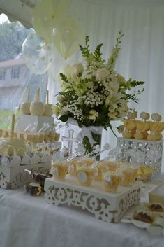 Baptism Party Ideas | Photo 22 of 26 | Catch My Party
