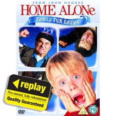 Home Alone (Blu-ray Disc 2008 Family Fun Edition Checkpoint Sensormatic Wides Classic Comedy Movies, Classic Comedies, Home Alone 1990, Chris Columbus, Macaulay Culkin, Young Life, Entertainment, Replay, Christmas Goodies