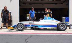 F4 Italia 2016: João Vieira estreia carro novo na 4ª etapa em Mugello