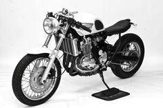 custom triumph motorcycle 4 1998 Triumph Adventurer by Steel Bent Customs