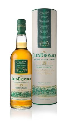 the GlenDronach 19 Years Old Madeira Cask Finish