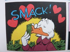 Walt Disney's Uncle Scrooge: Only a Poor Old Man by Carl Barks - detail by fantagraphics Cartoon Mom, Cartoon Gifs, Vintage Cartoon, Mickey Christmas, Christmas Carol, Disney Duck, Walt Disney, Don Rosa, Funny Animal Comics