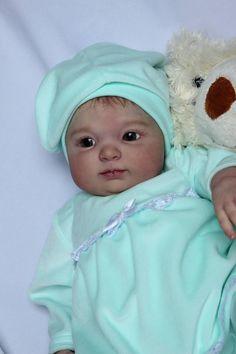 Дунечка. Кукла реборн Светланы Преображенской / Куклы Реборн Беби - фото, изготовление своими руками. Reborn Baby doll - оцените мастерство / Бэйбики. Куклы фото. Одежда для кукол
