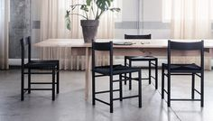 Brdr. Krüger's design dna is born out of the aesthetics of the mid-century Danish modern movement, reinterpreted for a contemporary audience.