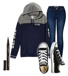Outfits for school by agilm5 on Polyvore featuring polyvore, fashion, style, 2LUV, Converse, Smith & Cult and clothing