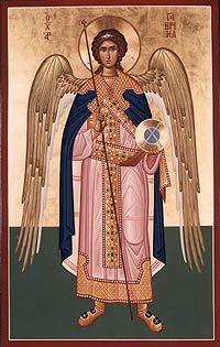 """Arcanjo Miguel O Mensageiro de Deus """"Aquele que leva a Boa Nova."""""""