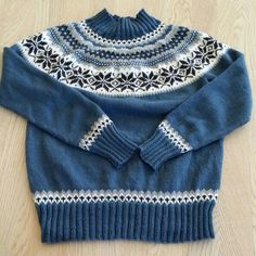 Nancy sweater genser i sandnes mini duett